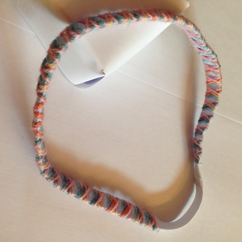 headband Lilas