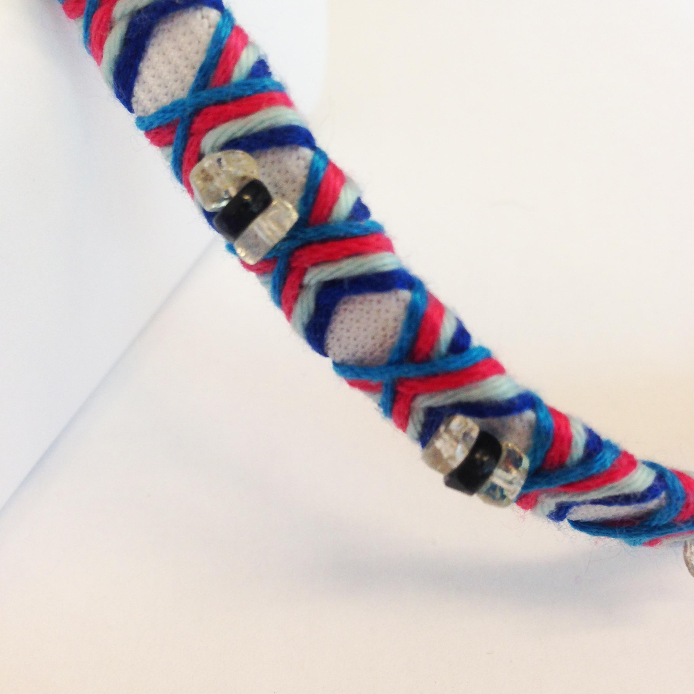 Headband-cheveux-bijoux-accessoire-coton-achat-vente-fait main