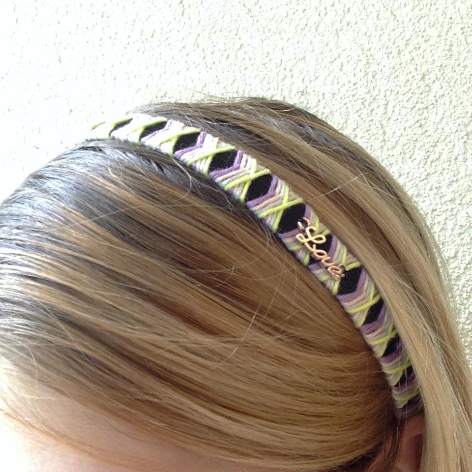 Headband Irisé