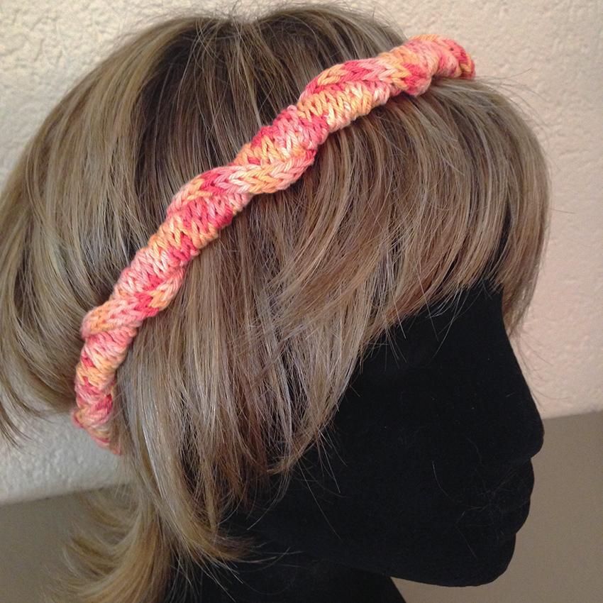 Headband Camélia