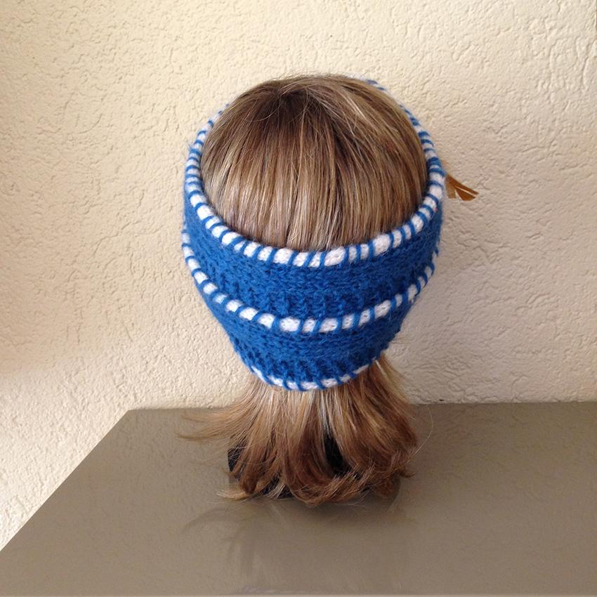 Bandeau Grand Bleu