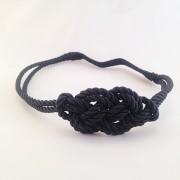 Headband Marin noir