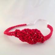 Headband Marin rouge