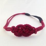 Headband Marin bordeaux