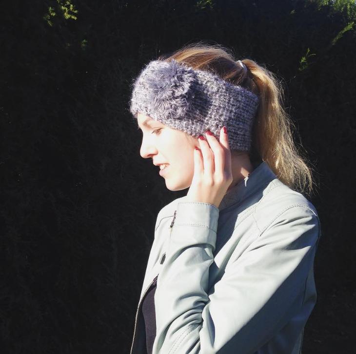 bandeau gris - Comment bien porter un bandeau ?