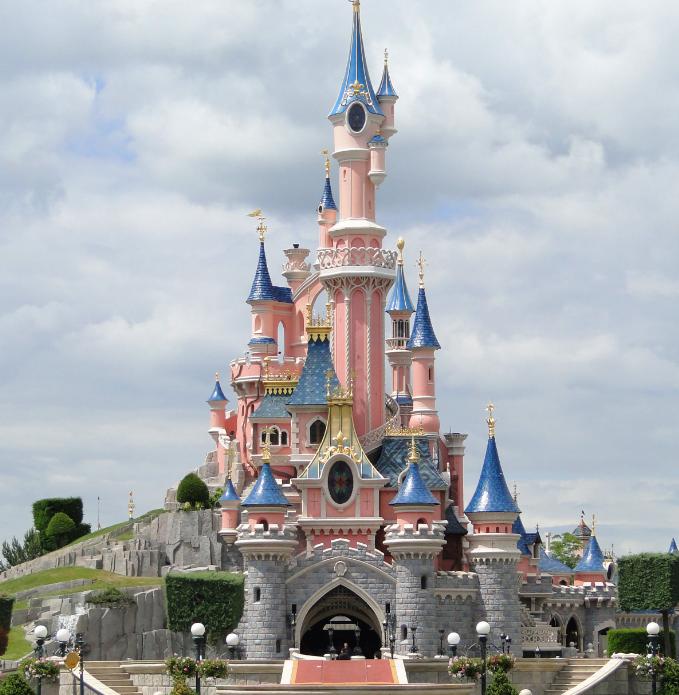 Une journée à Disneyland