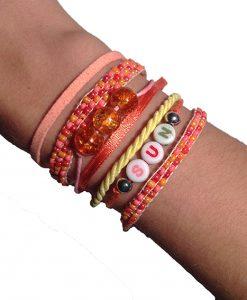 manchette-bracelet-bijoux-fait main-artisanal-fantaisie-creation-la touche finale