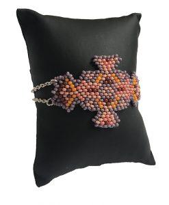 bracelet-fantaisie-bijoux-fait-main-la touche finale