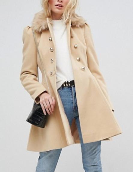 asos - Ma sélection de manteaux