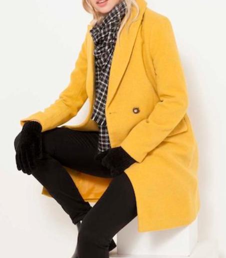 camaieu - Ma sélection de manteaux