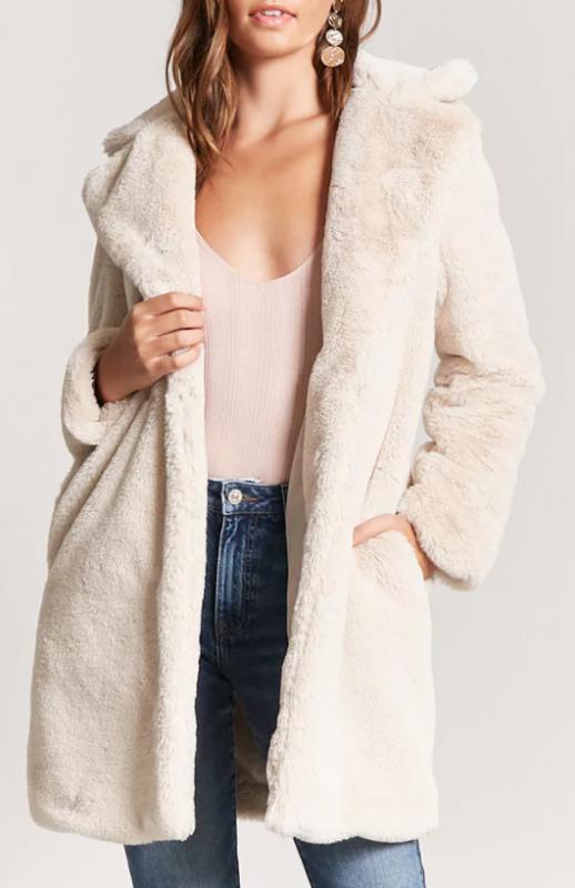 forever21 518x800 - Ma sélection de manteaux