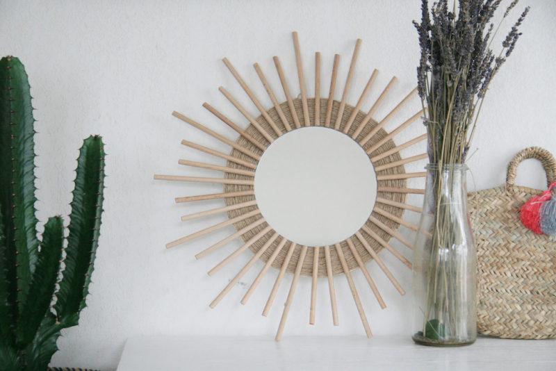miroir soleil 800x534 - 15 idées de cadeaux à réaliser soi-même