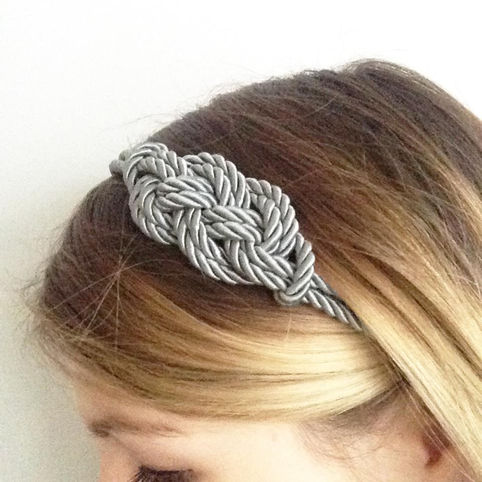 headband-accessoire-cheveux-noeud-marin-fait main-vente-achat-la touche finale