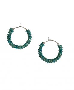 boucles-oreilles-anneaux-la touche finale-bijoux-fait-main-artisanal-fantaise
