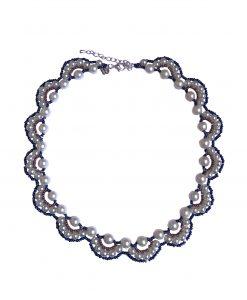 la touche finale collier fait main bijou artisanal perles